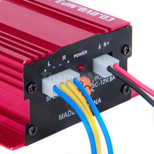digital audio sound subwoofer power amplifier 500w 2 channel mini hi fi stereo amplifier mp3 amp. Black Bedroom Furniture Sets. Home Design Ideas