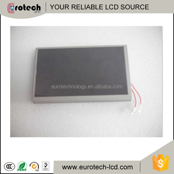 Original Sharp LQ070T5DR02 LCD panel for Audi MMI High Board-Display A4 A5 A6 A8 Q7