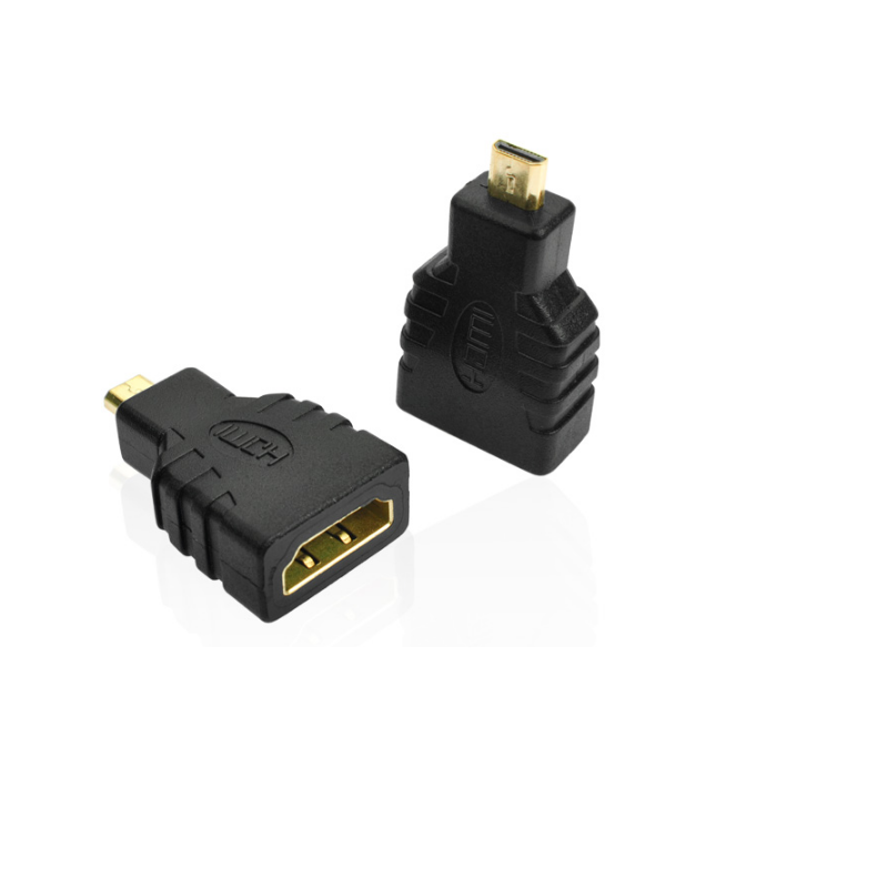 <strong>Micro</strong> <strong>HDMI</strong> <strong>to</strong> <strong>HDMI</strong> adapter High definition line video converter A Type Female <strong>to</strong> D Type Male <strong>HDMI</strong> Adapter