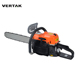 VERTAK 20 Inch gas chainsaw 52CC petrol chain saw wood cutting machine