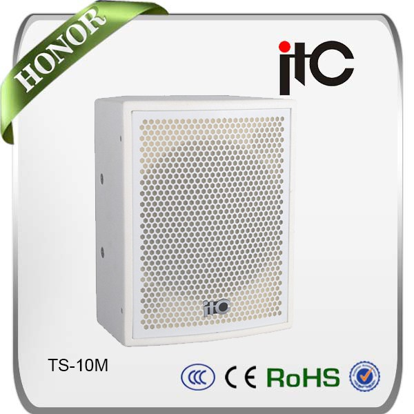 ITC TS-10M 300W 10 Inch Coaxial Speakers