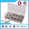 475PC Stainless Steel Hex Head Bolt & Nut Assortment