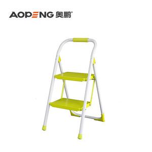 Prime Super Lightweight Folding Step Ladder Steel Ladders Bralicious Painted Fabric Chair Ideas Braliciousco