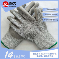 Lowest Price Perfect Grasp Performance Winter Cut Resistant Gloves