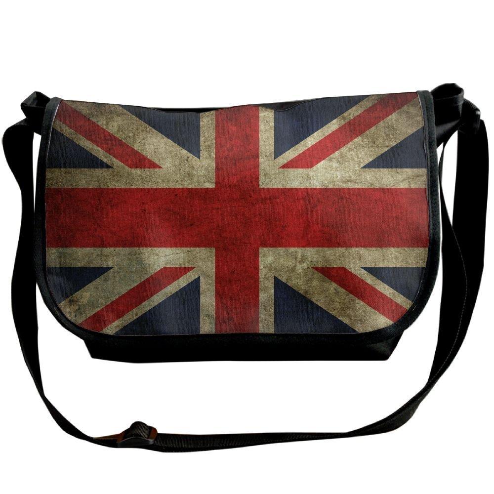 Adjustable Shoulder Strap Messenger Bag Belize Flag Unisex Backpack Shoulder Crossbody Bag