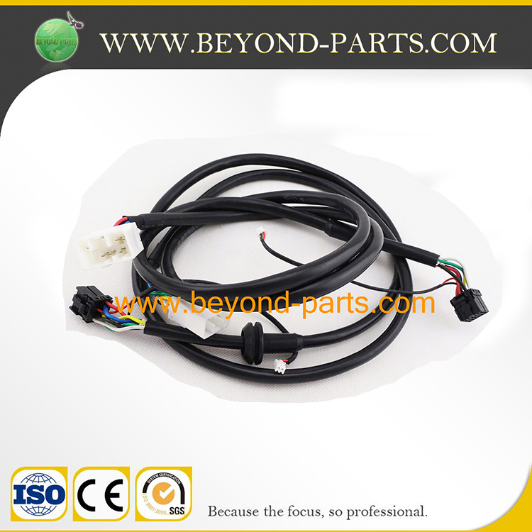 excavator 320C E320C monitor wire harness