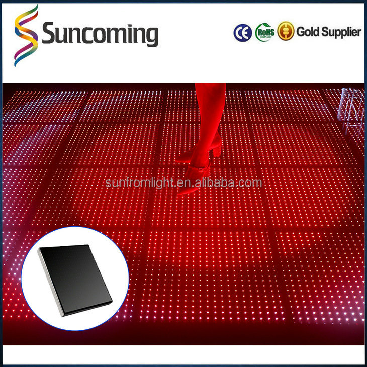 Professional manufacturer cheap video led dance floor