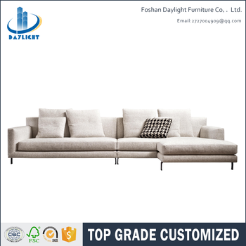 Amazing Modern Design Wooden Frame Living Room Couch Grey Fabric Sofa Buy Couch Living Room Sofa Sofa Fabric Modern Sofa Product On Alibaba Com Machost Co Dining Chair Design Ideas Machostcouk