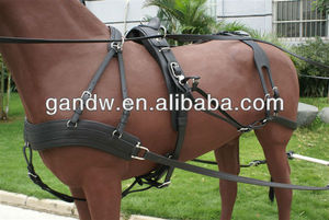 Nice quality Horse Pony harness for single horse