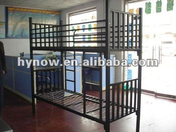 metal military bedroom adult kids bunk bed stainless steel office furniture