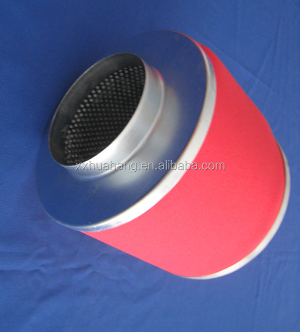 Long service life low price air filter of active carbon air filter cartridge