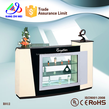 Beauty nail salon reception desk /reception desks for salons (R012)