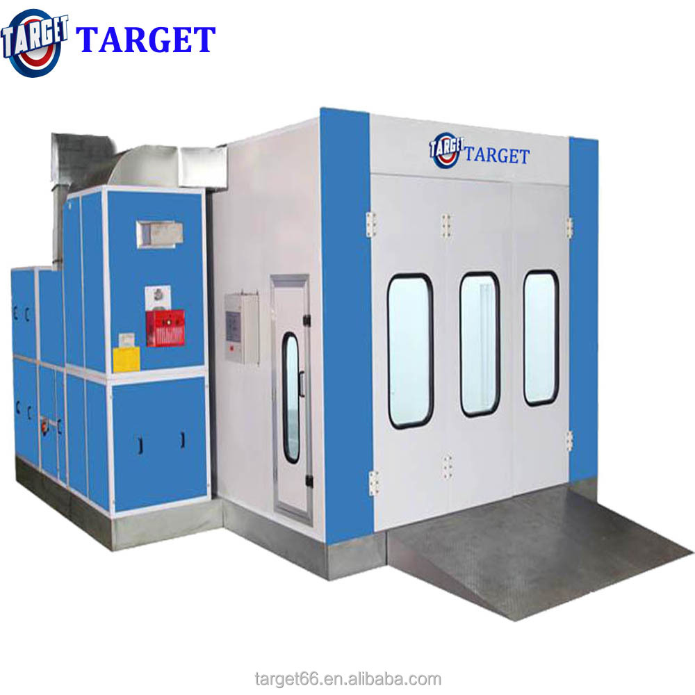 TG-70A Cheap Paint Booth/Spray Booth Price/Car Microwave Oven