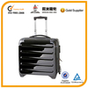 HOT Sell flight case/ ABS PC trolley bag