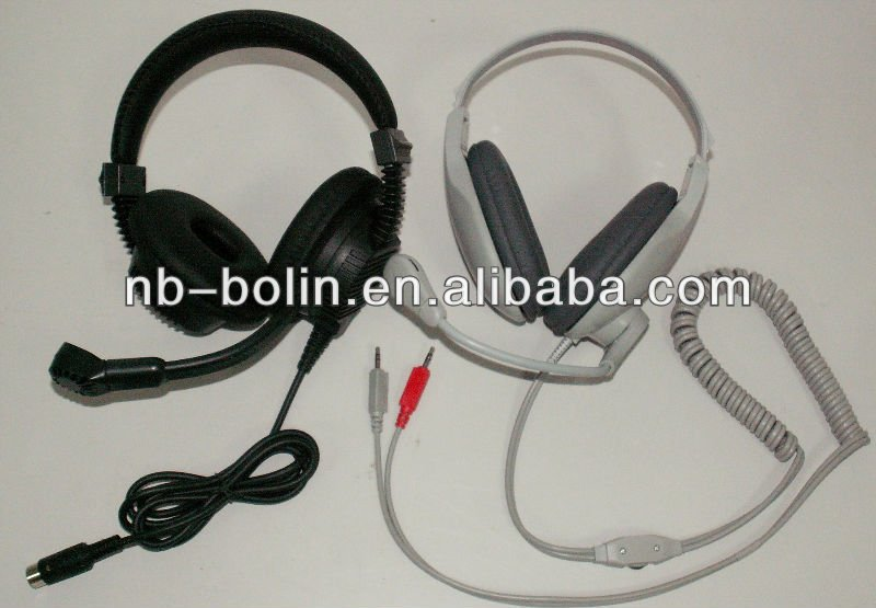 BL-868 stereo language laboratory headphone