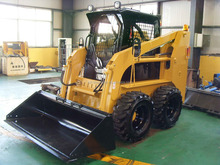 Chinese used mini skid steer loader for sale, JC45