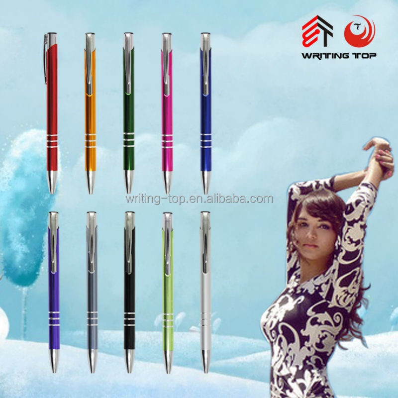 2014 custom logo pen with heating coil