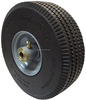 Tires Flat-Free Hand Truck Tire, 10.5in. x 4.10/3.50-4