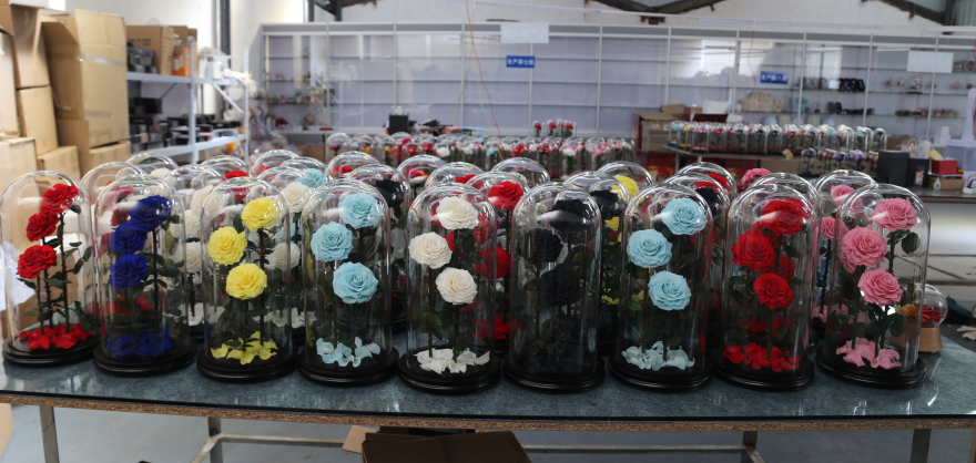 Factory Direct Sales decorative edelweiss flowers Best price high quality