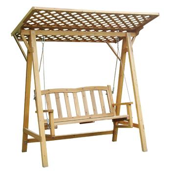Garden Hanging Wooden Swing Chair Buy Garden Hanging Chair