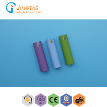 Customized aluminum fitting parts for pens, CNC machining