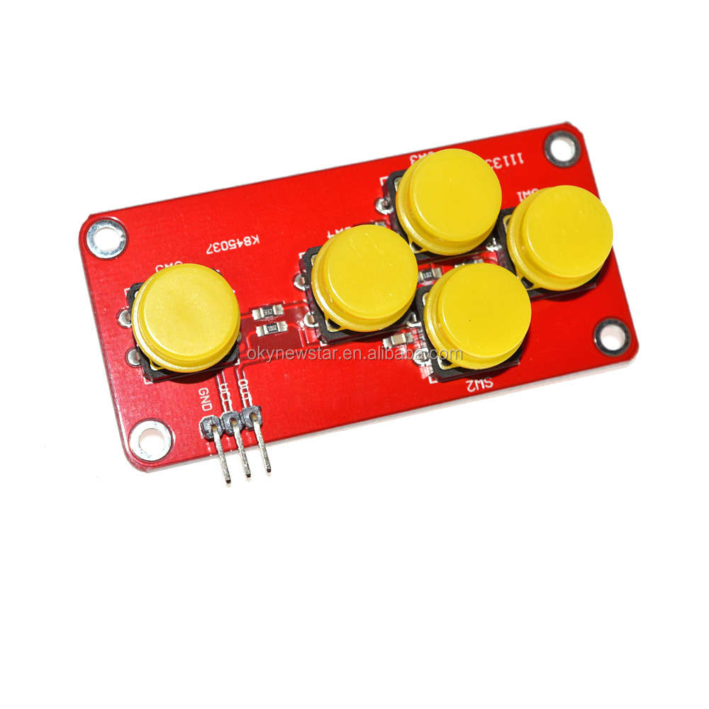 Ad Keyboard Electronic Blocks Simulate Five Key Module Analog Button For Arduino Sophisticated Technologies Back To Search Resultstools