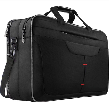 Custom Water Resistant Laptop Case Messenger Bags for Business Travel