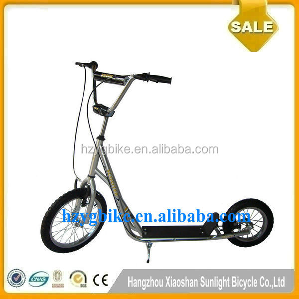 CE Approved High Quality Kickbike Kick Scooter For Europe