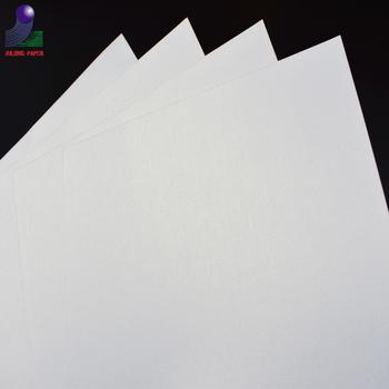 Ice white shimmer paper iridescent paper cardstock for handicraft