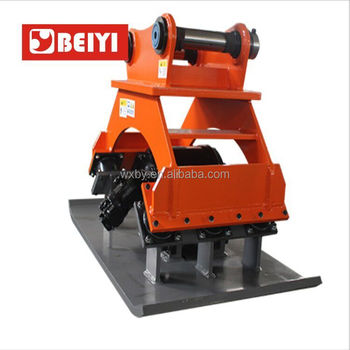 excavator hydraulic plate compactor and vibro compactor hydraulic compactor for excavator