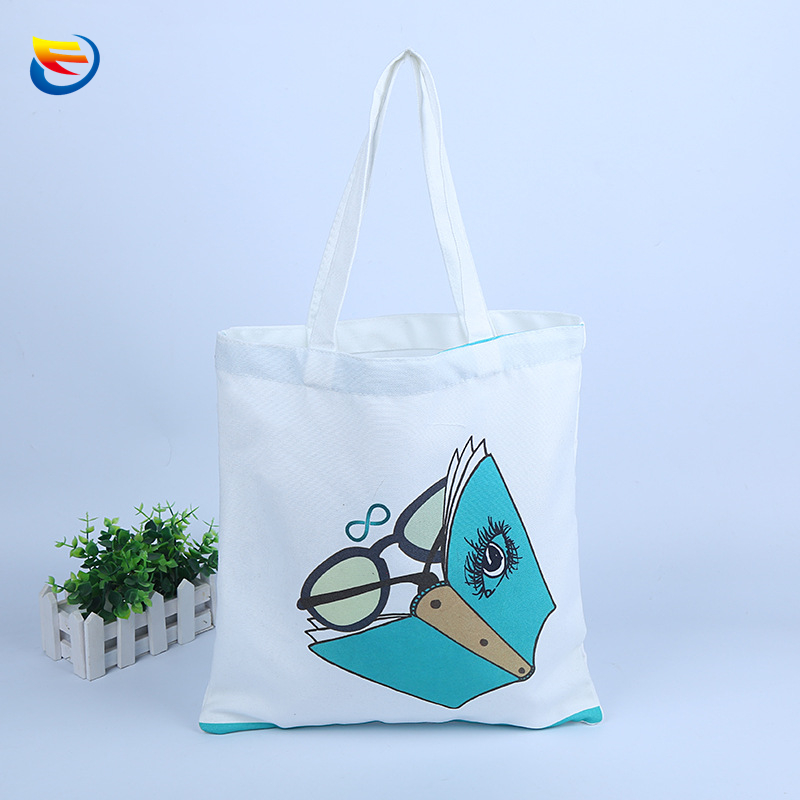 Supply cotton pocket bag beam customized handheld environmental protection bags customized canvas shopping bag printing custom m