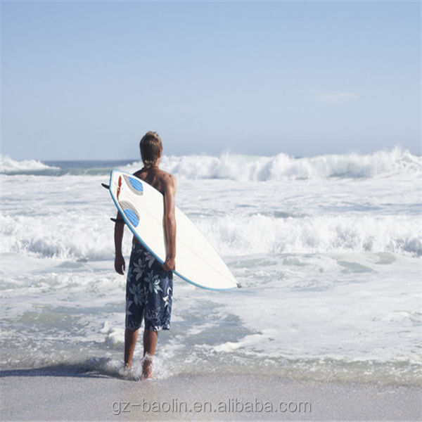 Good quality plastic surfboard for sale