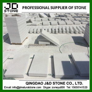 construct material snow white marble, white stone for construction