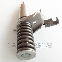 e322b 322b excavator injector nozzle diesel engine parts 3114 3116 fuel injector 127-8216 1278216