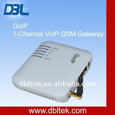 DBL Cost Saving Single Port GSM VoIP Gateway