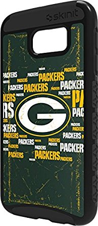 NFL Green Bay Packers Galaxy S6 Cargo Case - Green Bay Packers Blast Cargo Case For Your Galaxy S6