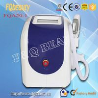 Chocking price portable e-light hair removal beauty equipments