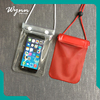 Quality Assurance pvc waterproof phone bag use new design