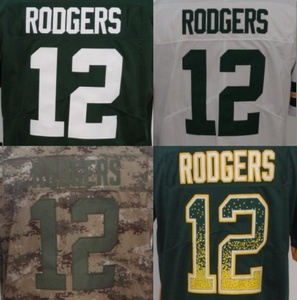 pretty nice 605cd 70d56 Aaron Rodgers Jersey, Aaron Rodgers Jersey Suppliers and ...