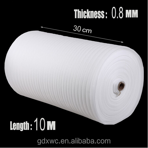 EPE Foam Sheets Manufacturer /White EPE PE EPS Foam Sheet Or In Rolls