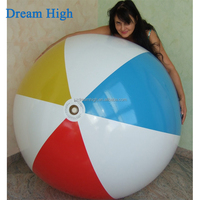 New style large inflatable ball, sand beach ball game, outdoor recreation play ball