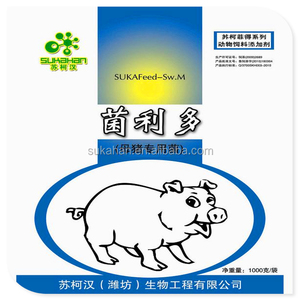 Pig/poultry/fish/prawn feed additive