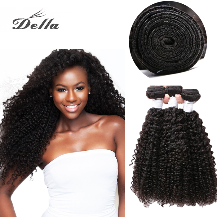 2017 Hot Sale Remy Full Cuticle Double Weft High Human Hair Weave