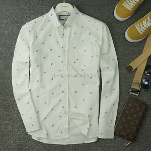 Garment wash new shirt style latest shirt designs for men fashion blouses 2018 garments readymade garments