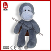 CE EN71 High quality stuffed plush soft baby sleep toy plush monkey for baby