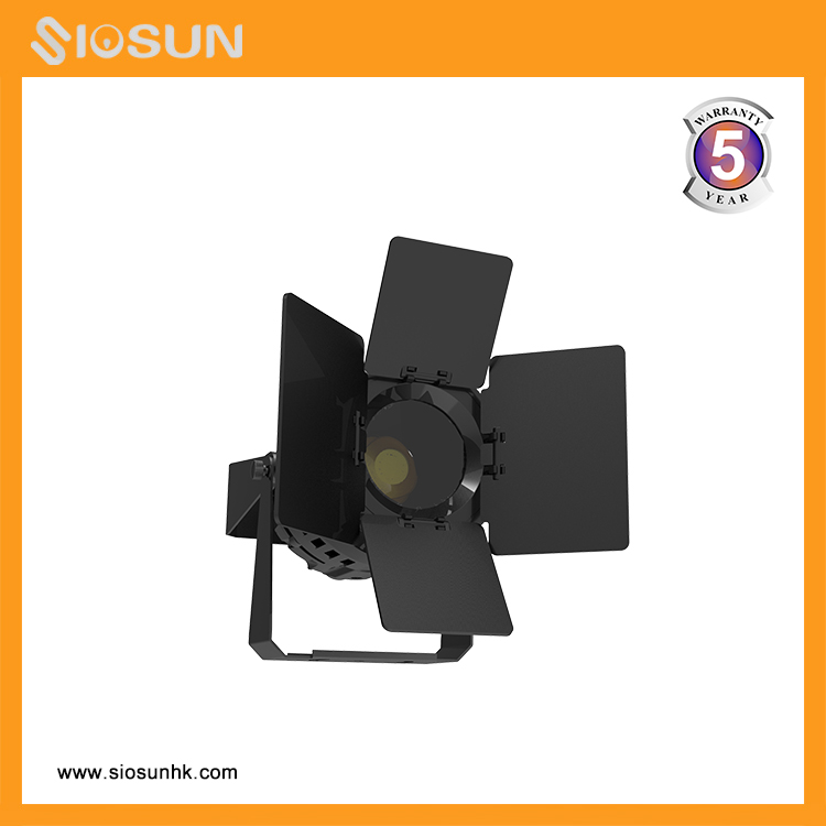 50W 60W High Power COB LED Track Light 4 Leaf