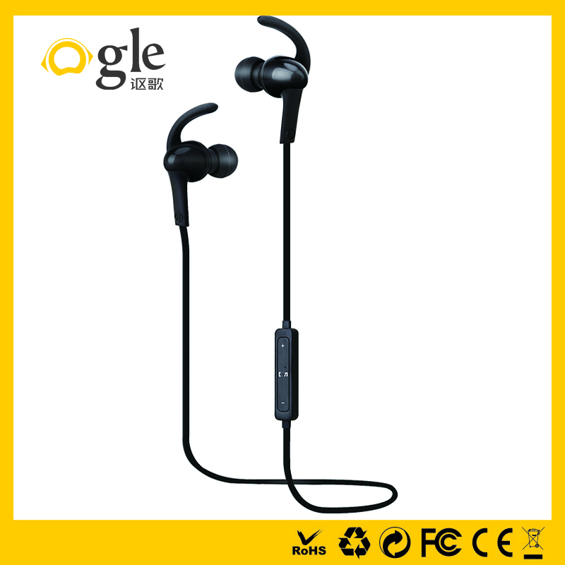 Most competitive price bluetooth gym cordless headphone from factory China