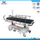 Luxurious hydraulic gas spring strecher patient trolley YXZ-T006