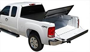 2009-2014 Ford F-150 F150 5.5' Xtra Short Bed (Without Utility Track) TonnoPro Vinyl Tri-Fold Tonneau Cover