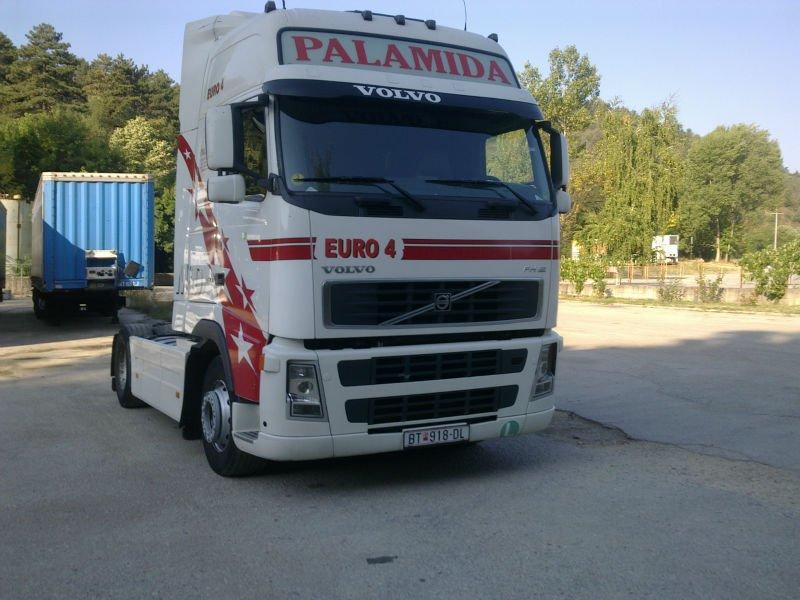 Volvo Fh 500, Volvo Fh 500 Sup...